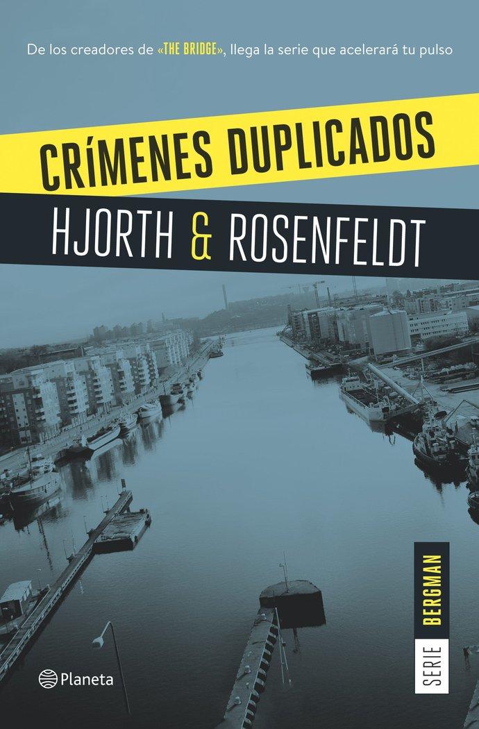 Serie bergman 2 crimenes duplicados