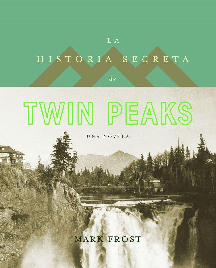 Historia secreta de twin peaks,la