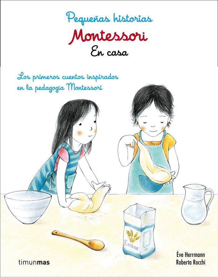 Montessori pequeñas historias en casa