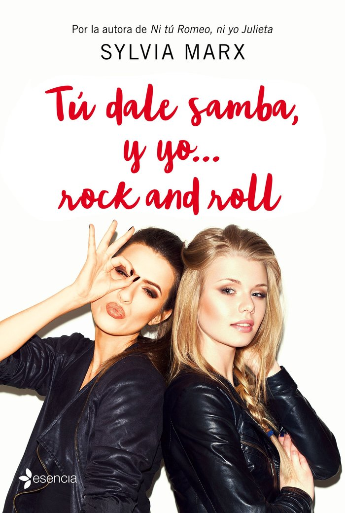 Tu dale samba y yo rock and roll