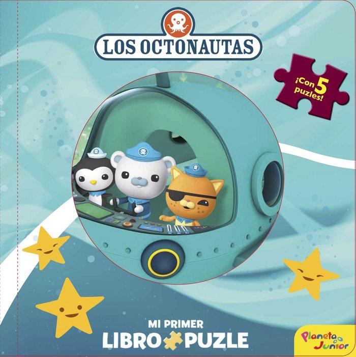 Octonautas mi primer libro puzle,los