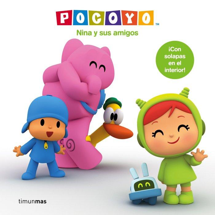 Pocoyo nina y sus amigos