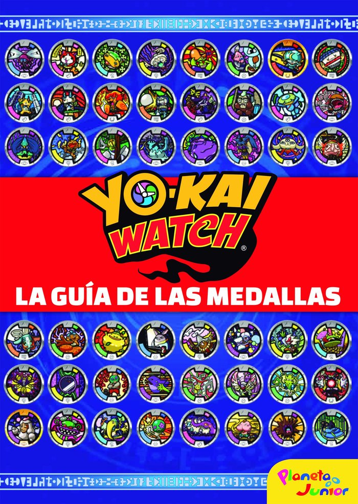 Yo kai watch la guia de las medallas
