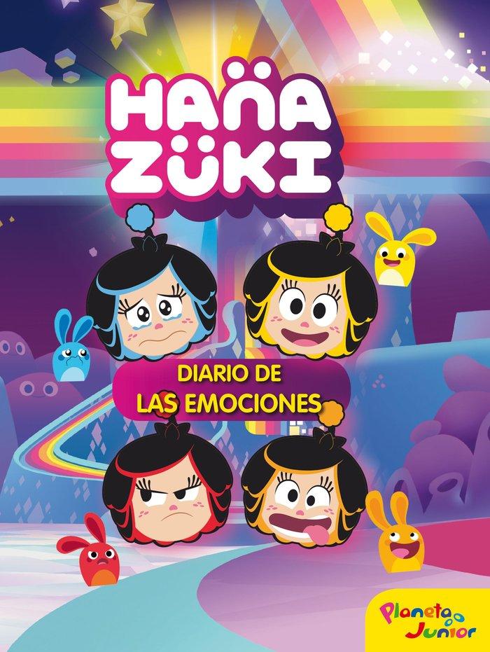 Hanazuki diario de las emociones