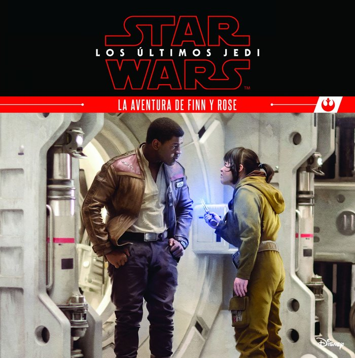 Star wars la aventura finn y rose ultimos jedi