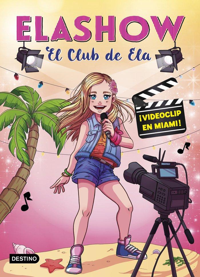 Elashow 3 videoclip en miami