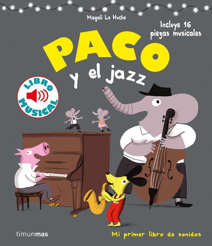 Paco y el jazz libro musical