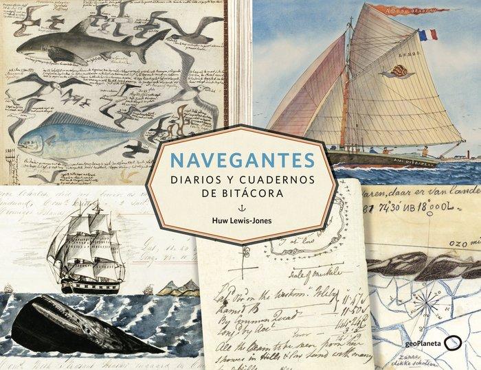 Navegantes diarios y cuadernos de bitacora