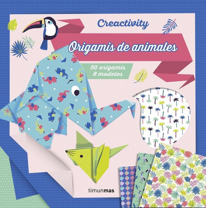 Creactivity origamis de animales