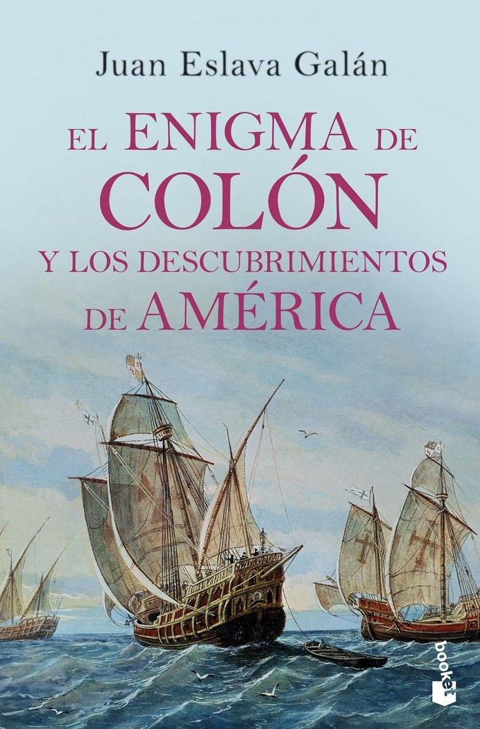 Enigma de colon y los descubrimientos de america,el