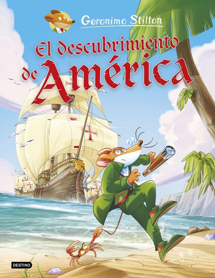 Comic stilton 1 el descubrimiento de america