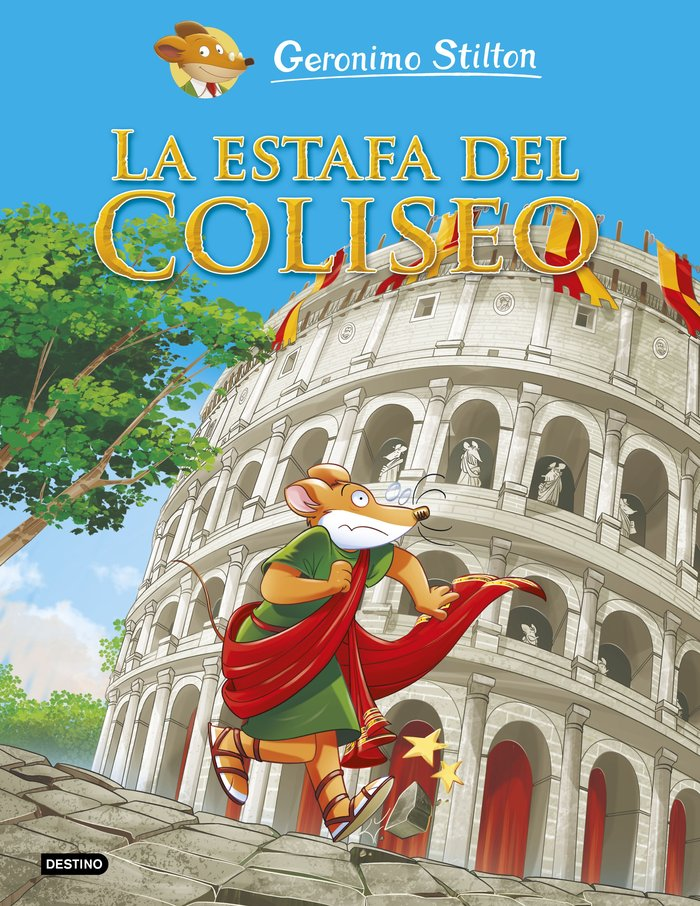 Comic 2 la estafa del coliseo