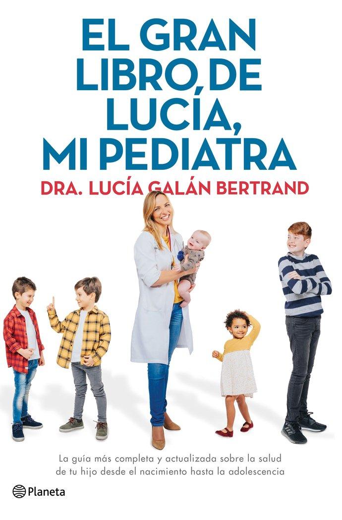 El gran libro de lucia mi pediatra