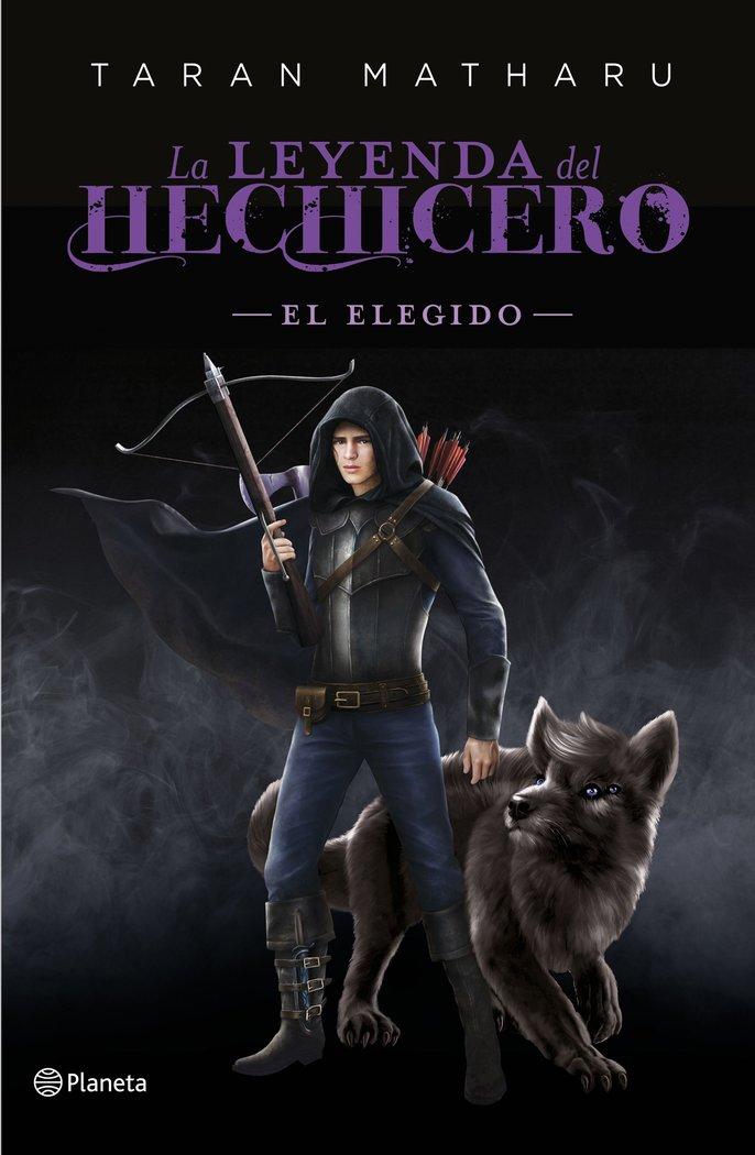 La leyenda del hechicero el elegido