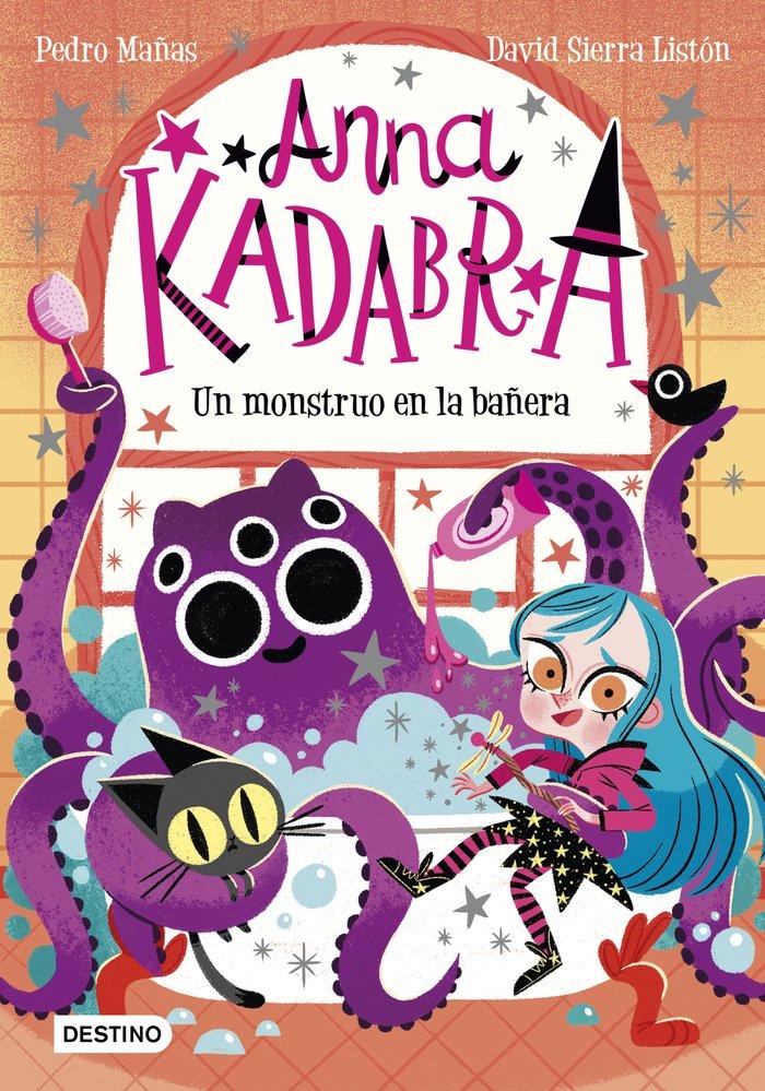 Anna kadabra 3 un monstruo en la bañera