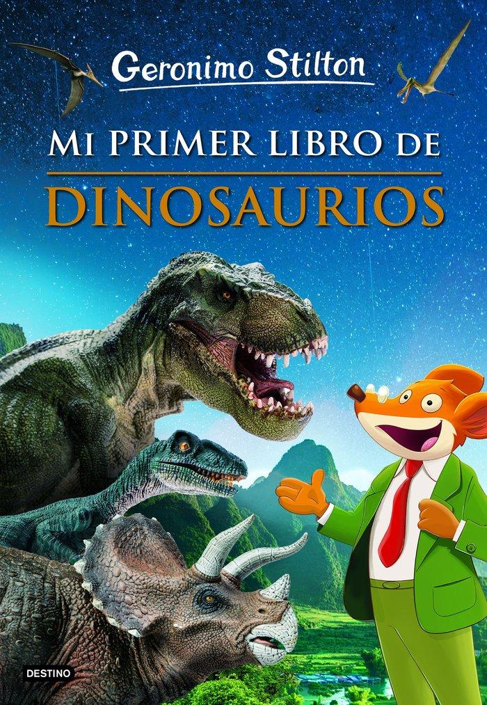 Gs mi primer libro de dinosaurios