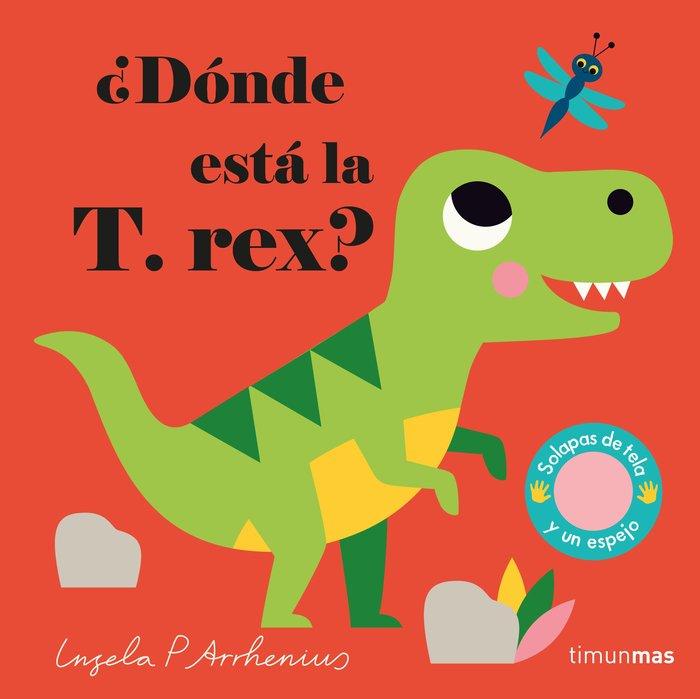 Donde esta la t. rex