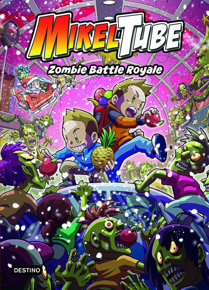 Mikeltube 3 zombie battle royale