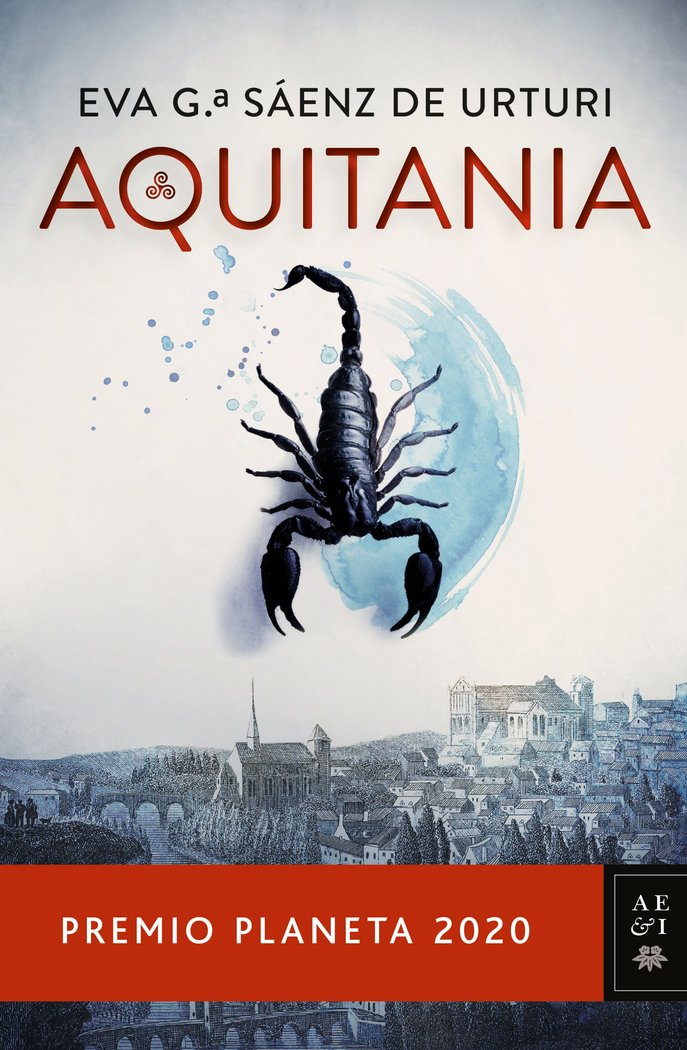 Aquitania premio planeta 2020