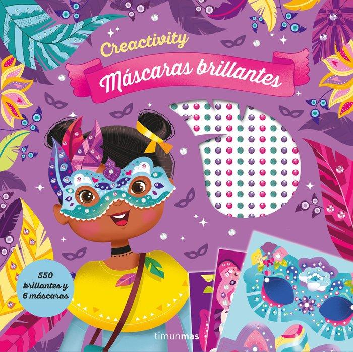 Creactivity mascaras brillantes