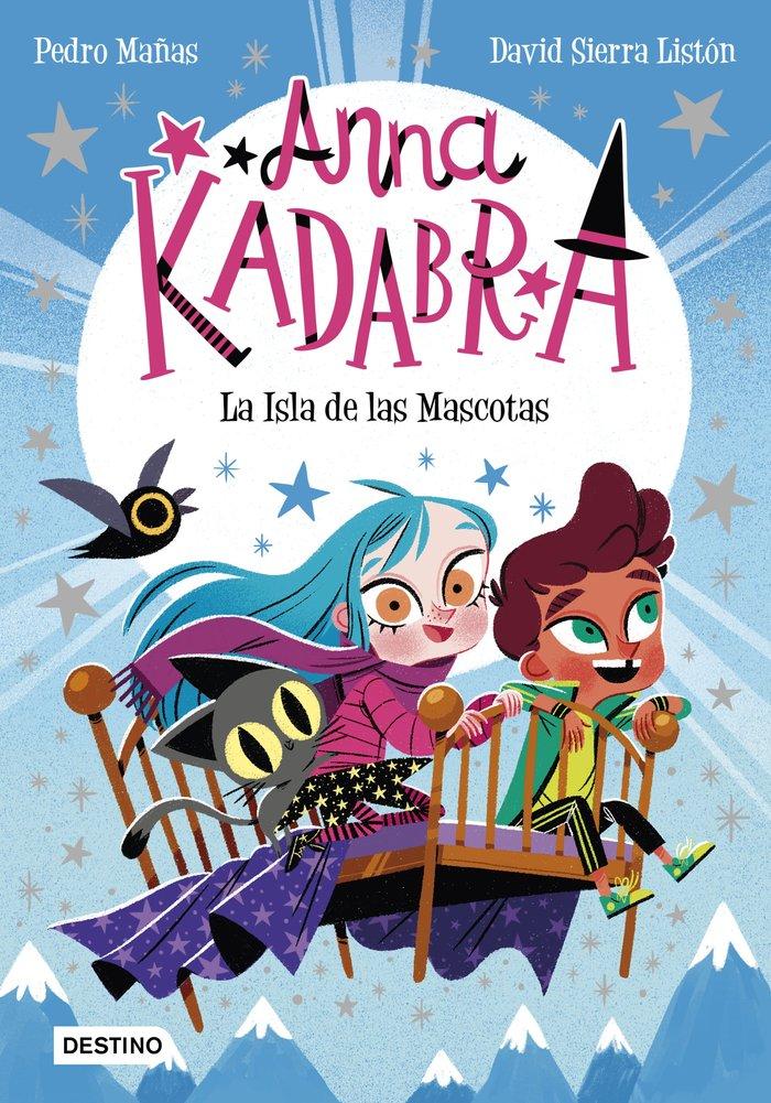 Anna kadabra 5 la isla de las mascotas