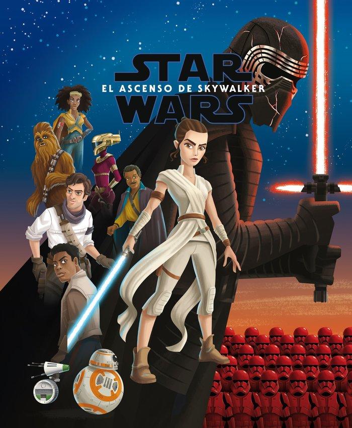 Star wars el ascenso de skywalker cuento