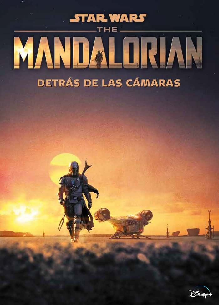 Star wars the mandalorian detras de las
