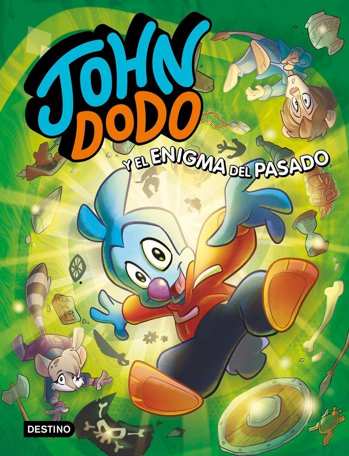 John dodo 2 john dodo y el enigma del pas