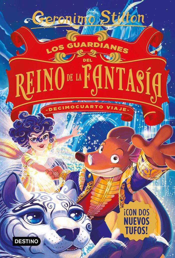 Geronimo stilton guardianes reino fantasia