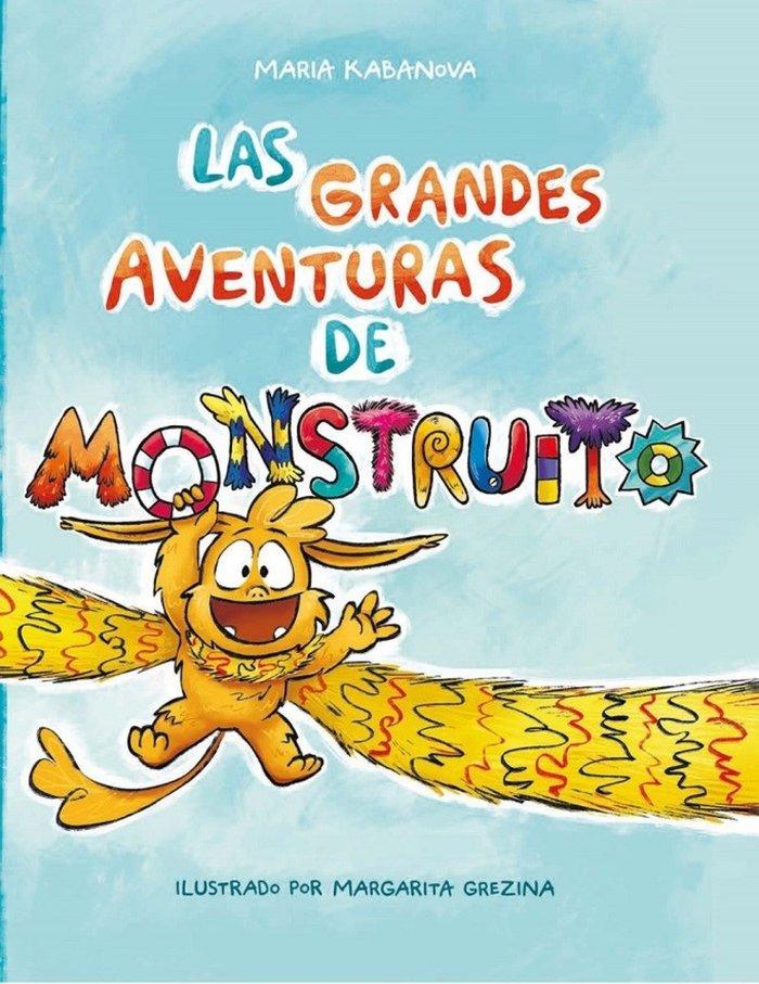 Las grandes aventuras de monstruito