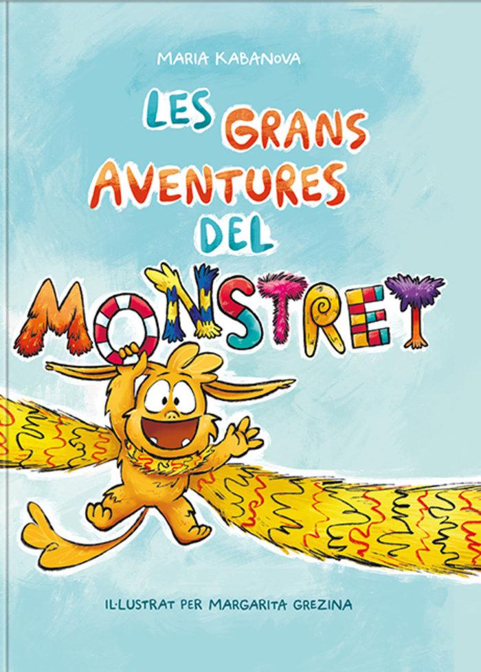 Les grans aventures del monstrei