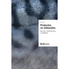 Productos no elaborados