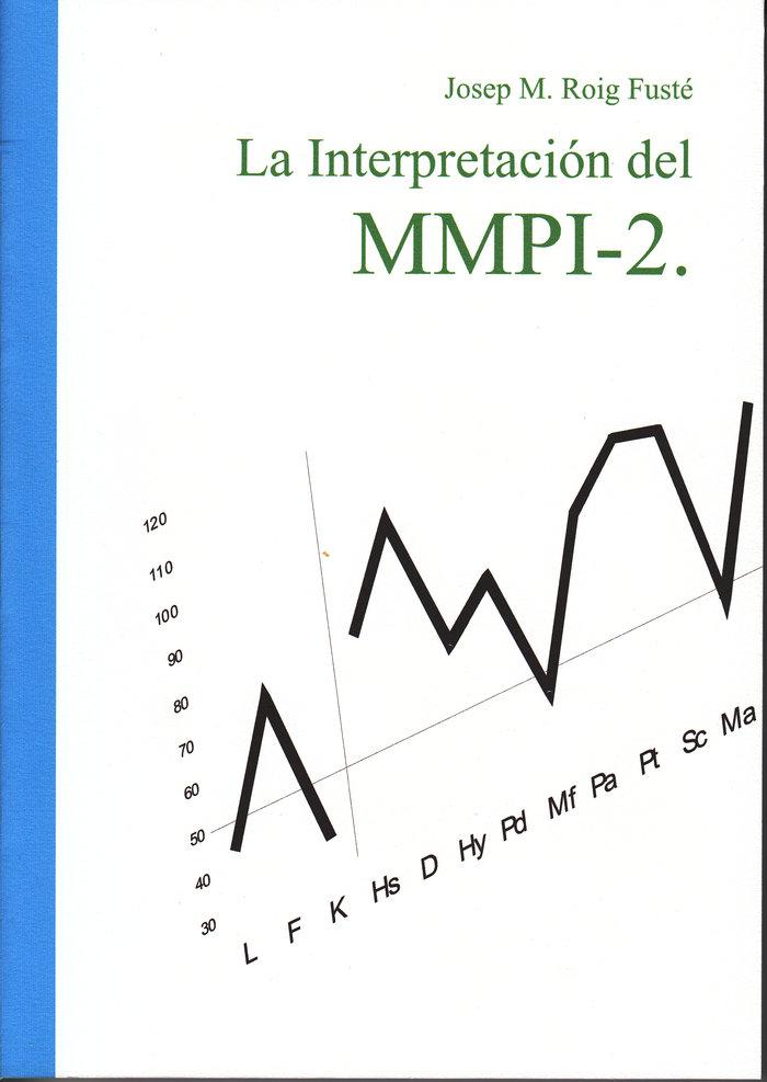 La interpretacion del mmpi-2