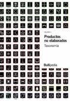 Productos no elaborados ii taxonomia
