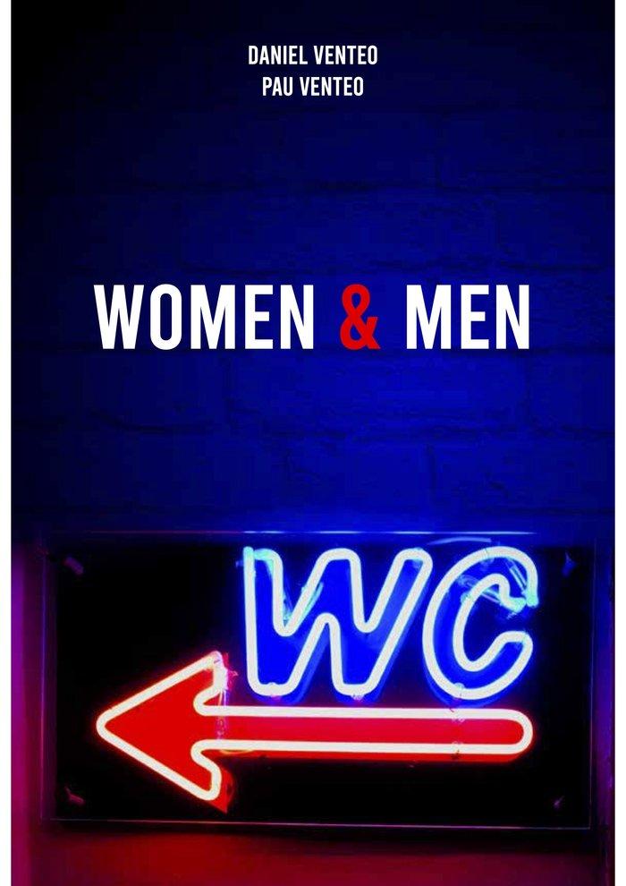 Women - men