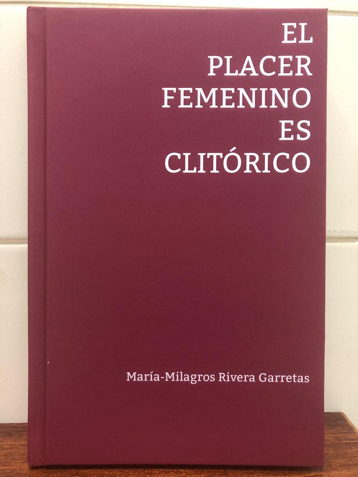 El placer femenino es clitorico