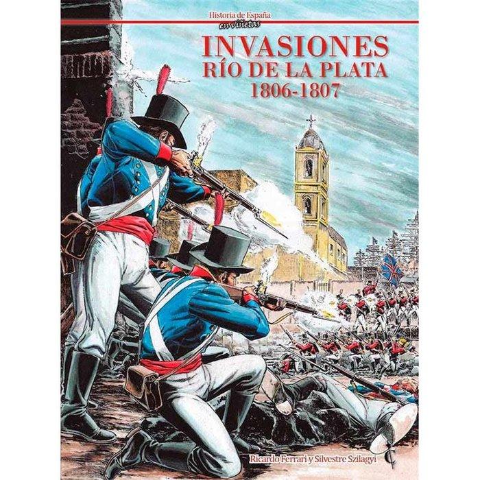 Invasiones rio de la plata 1806 1807