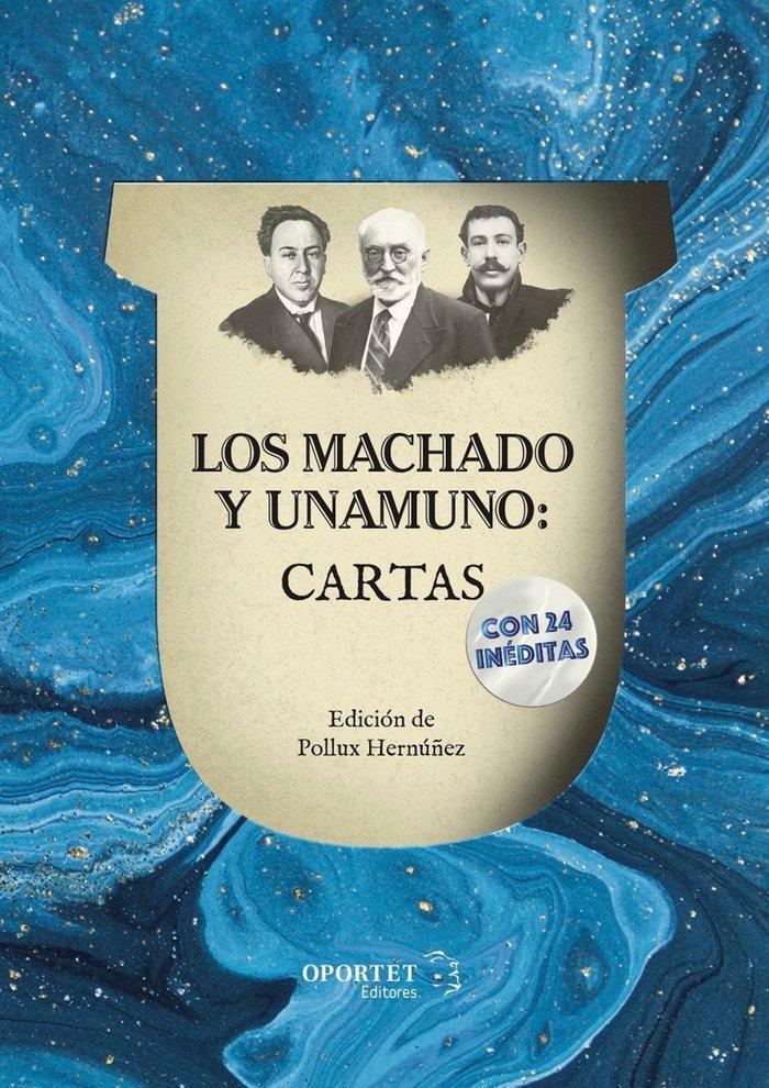Machado y unamuno,los cartas