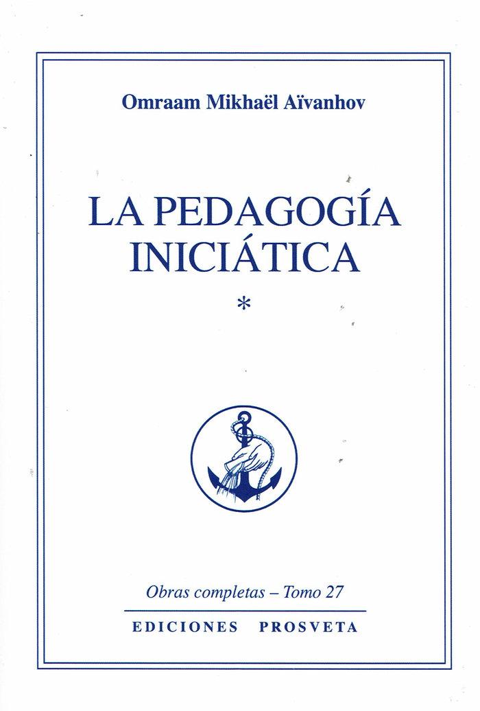 La pedagogia iniciatica