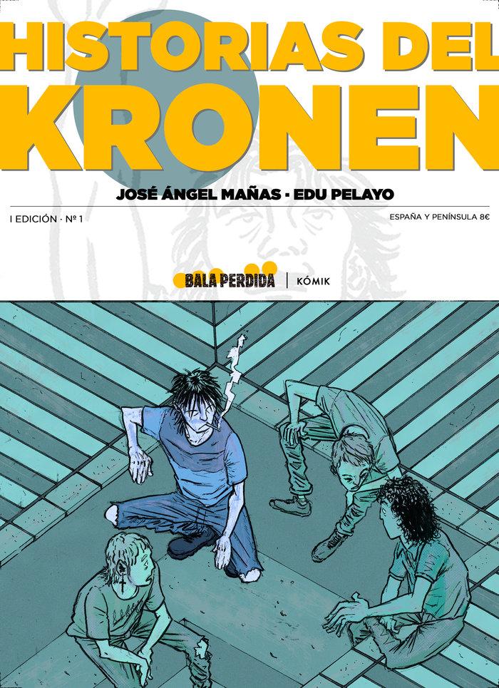 Historias del kronen el komik
