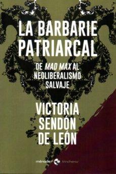 La barbarie patriarcal