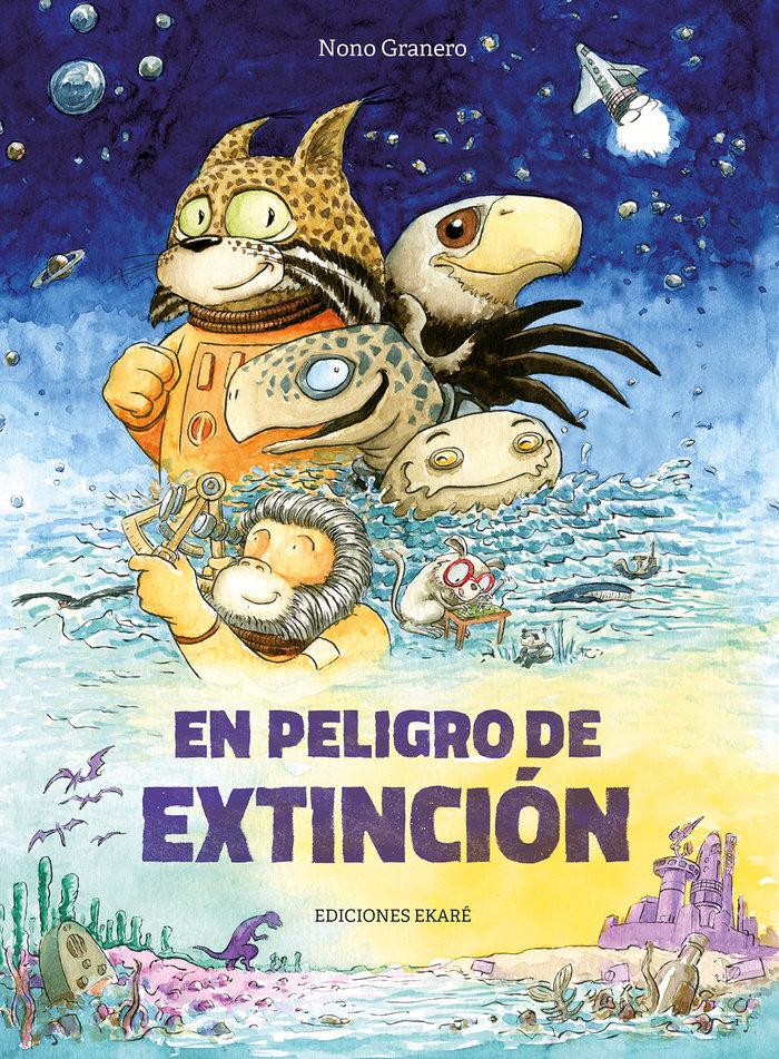 En peligro de extincion