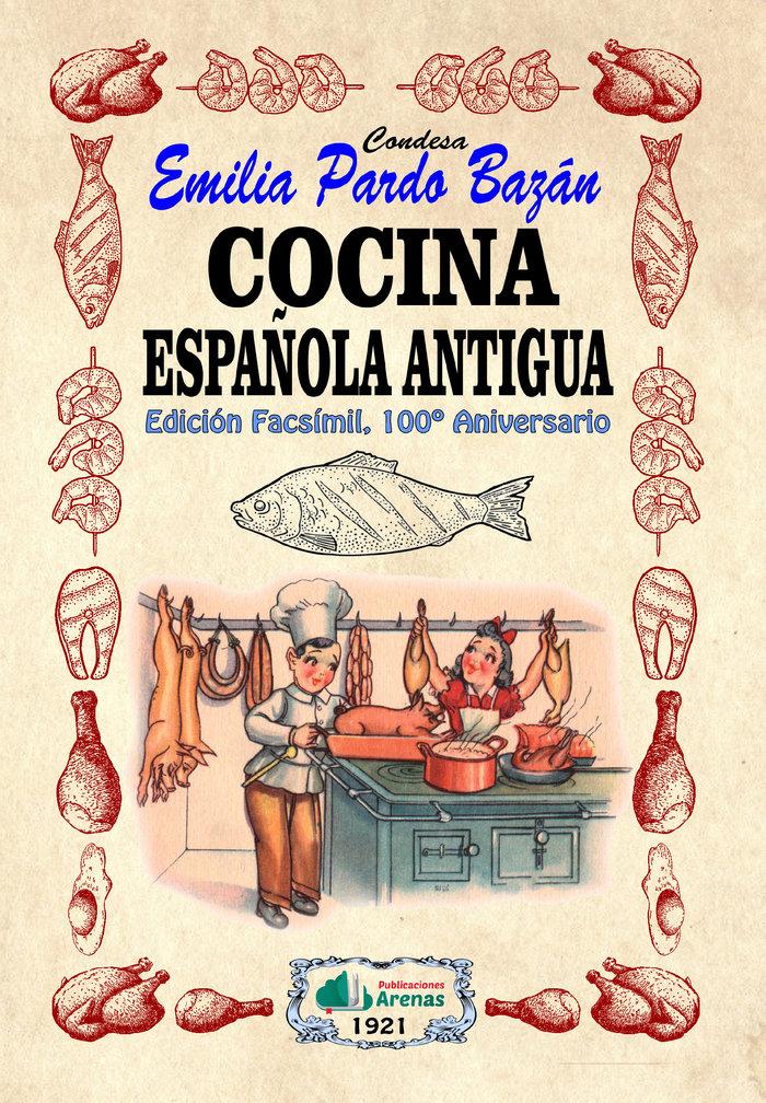 Cocina española antigua