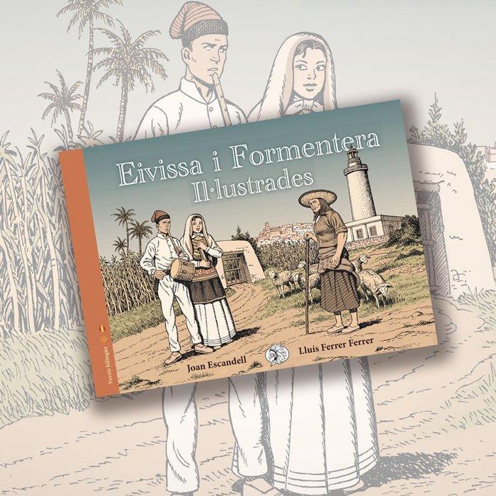 Eivissa i formentera ilustrades