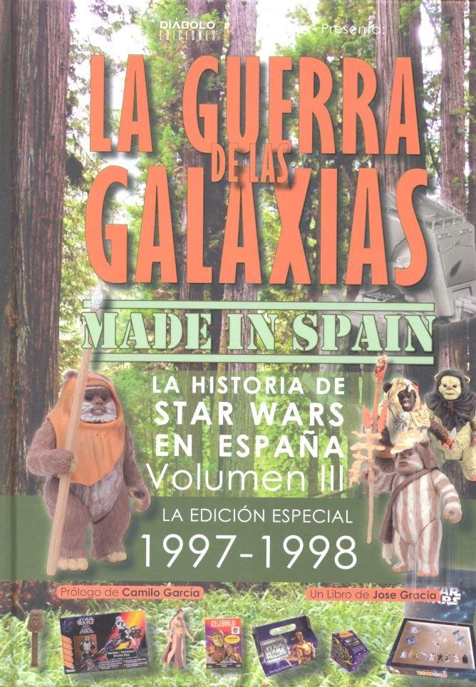 Guerra de las galaxias made in spain historia star wars 3
