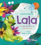 Lala. una lagartija diferente / a different lizard
