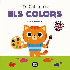 En cat apren els colors