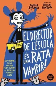 Director de lescola es una rata vampir,el