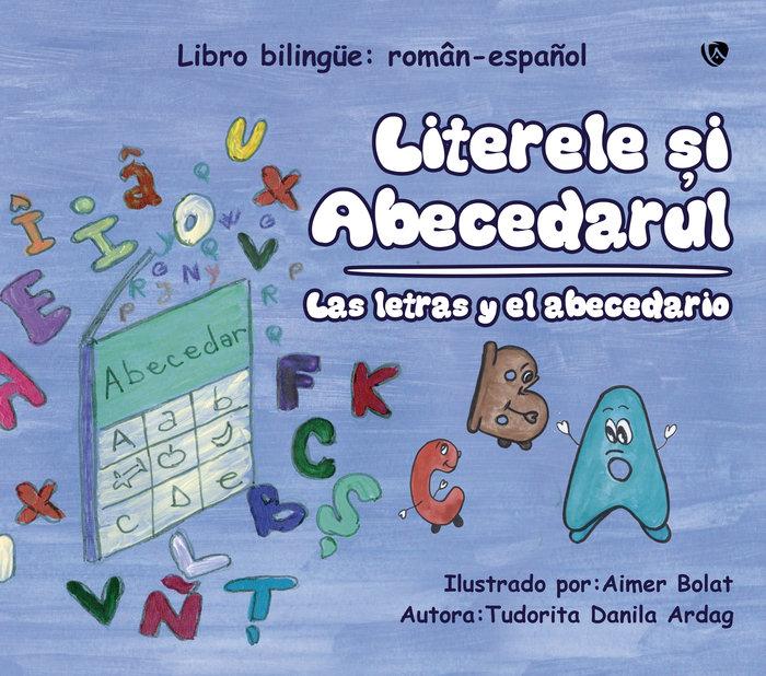 Las letras y el abecedario. literele ?i abecedarul