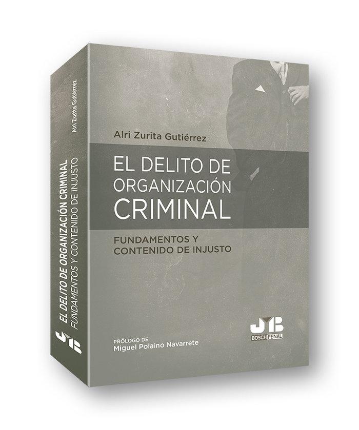 Delito de organizacion criminal,el